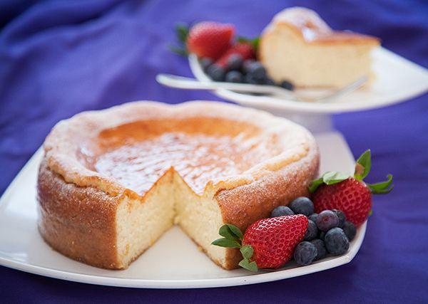 Ricotta Cheesecake  www.carlinosmarket.com