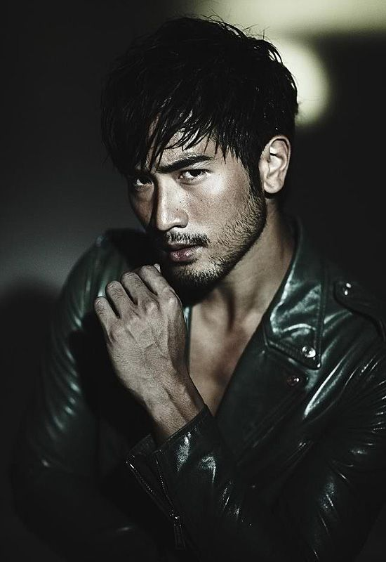 Godfrey Gao (高以翔). Taiwanese model and actor. Time to go read my Bible and pray for forgiveness