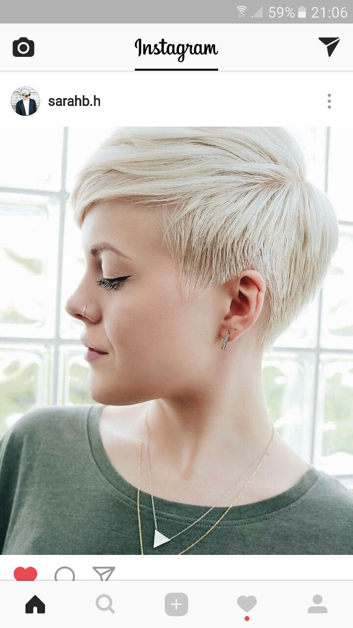 Pin By Magda Roodt On Short Pixiepiciecuts Pinterest