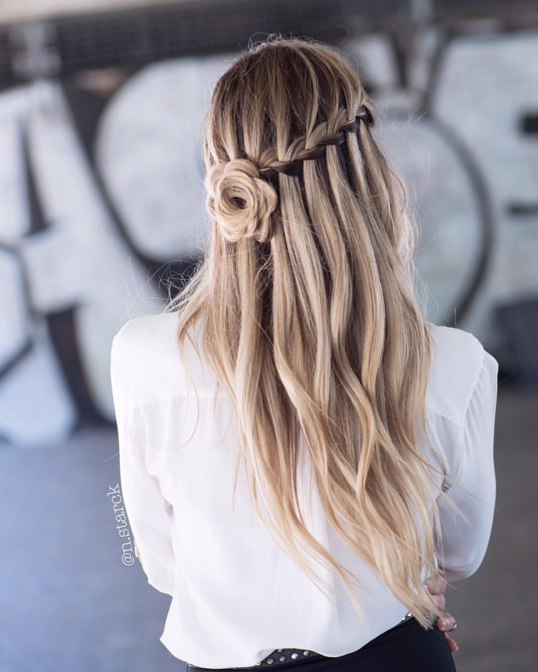 Hair Style Ideas Ig Hair Style Instagram Posts Videos Stories On Poshinsta Com Ighairstyle Hairtutoria Thick Hair Styles Hair Styles Down Hairstyles