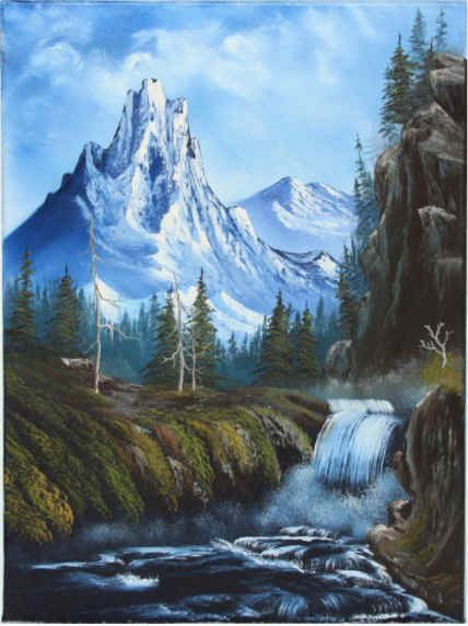 Beautiful Landscapes Paintings Easy