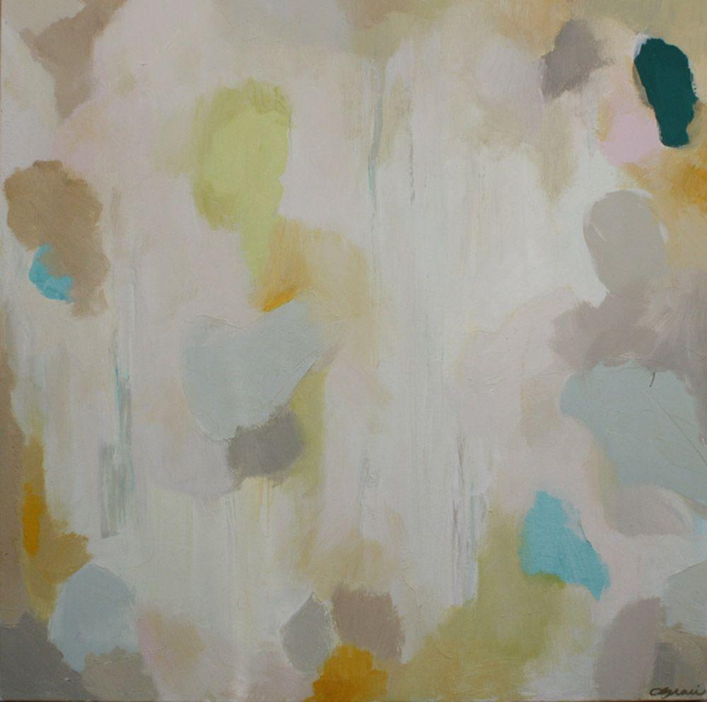 Christina Graci Artwork - 40x40 - Sold