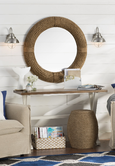 Discover The Absolute Best Rope Mirrors And Nautical Mirrors For Your  Coastal Home! We Love