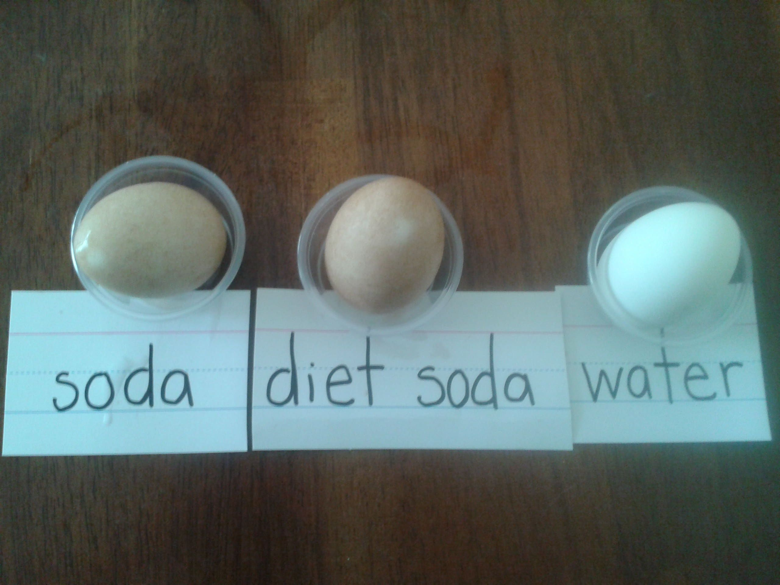 Egg And Soda What Does Soda Do To Your Teeth