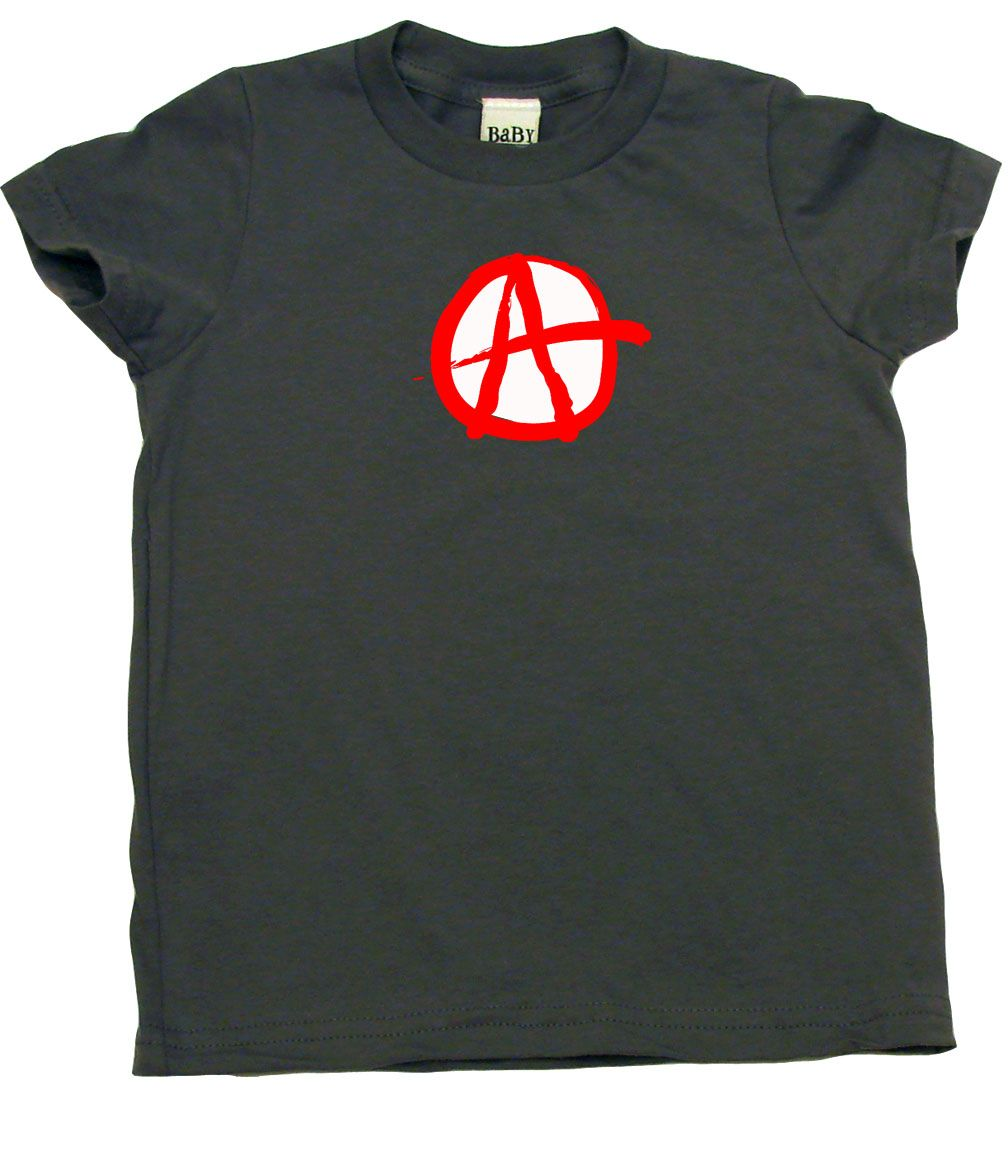 Anarchy symbol toddler t shirt anarchy and products anarchy symbol toddler t shirt buycottarizona Gallery