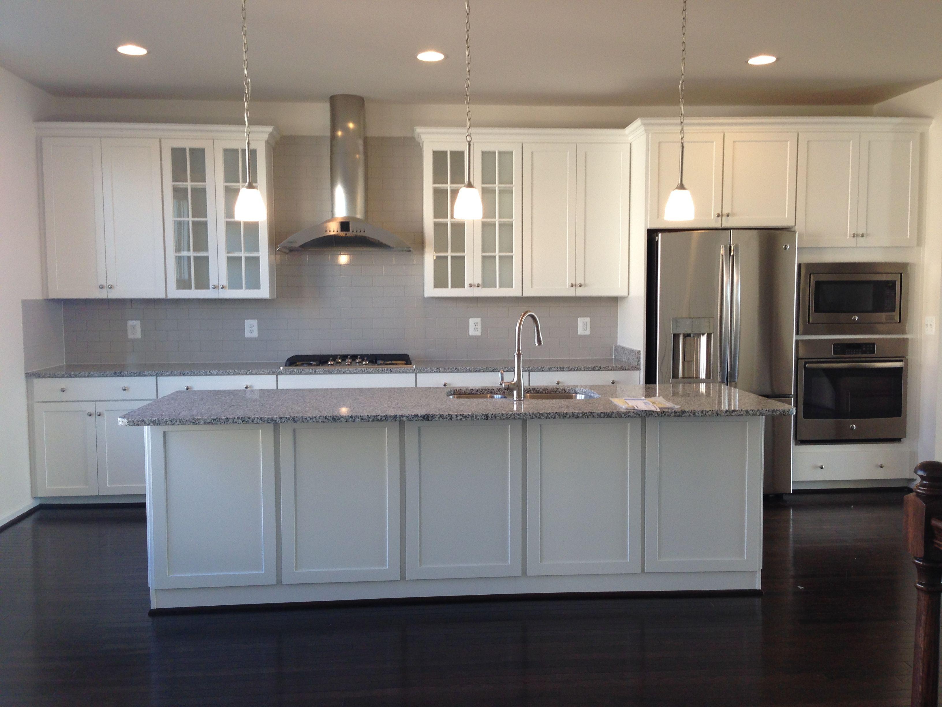 Level 1 Kitchen Backsplash Tender Gray In This Luxury
