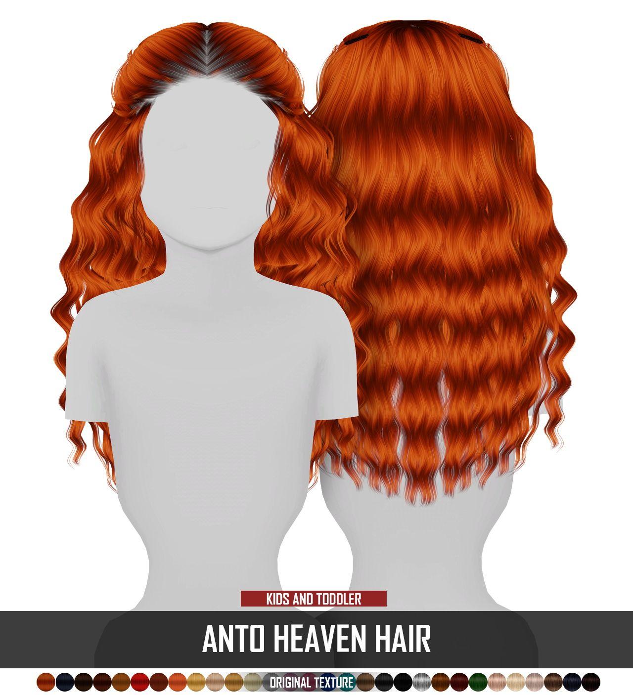Coupure Electrique Antos Heaven Hair Retextured Kids And