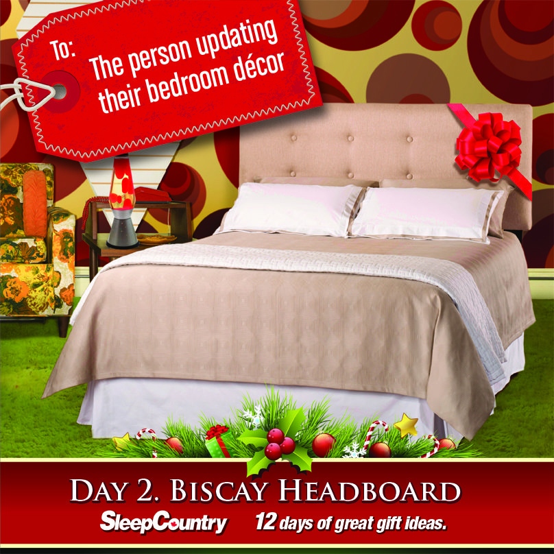 Day 2 - Biscay Headboard