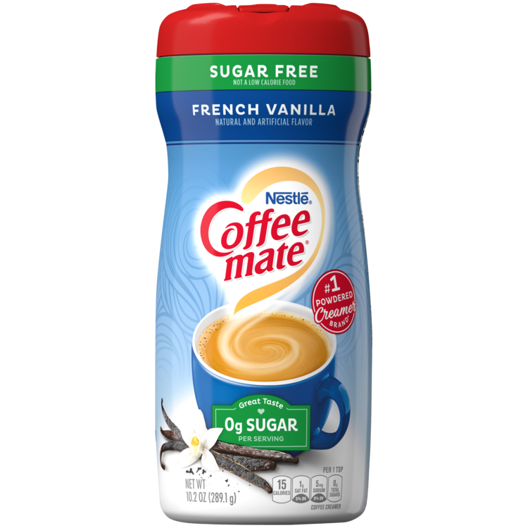 Nescafe Coffee Mate Calories frenchvanillacreamerrecipe