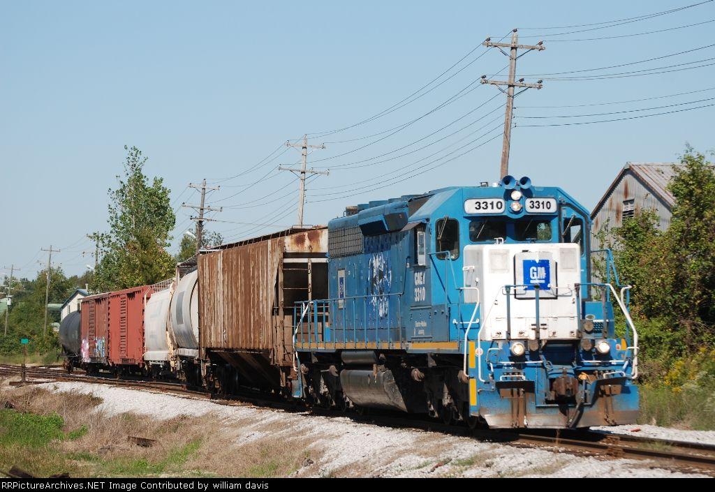 Columbus & Greenville Railway Railroad photography