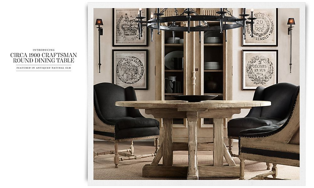 Restoration hardware 2014 interiors source book: circa 1920 ...
