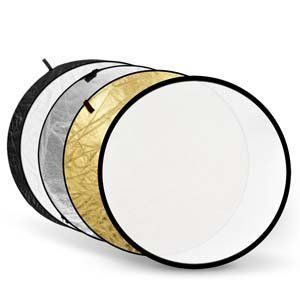 Light Reflector For Photography By Zoom Dca 5 In 1 43 Premium Collapsible Disc Reflectors Photography Light Reflector Reflector Photography Light Photography