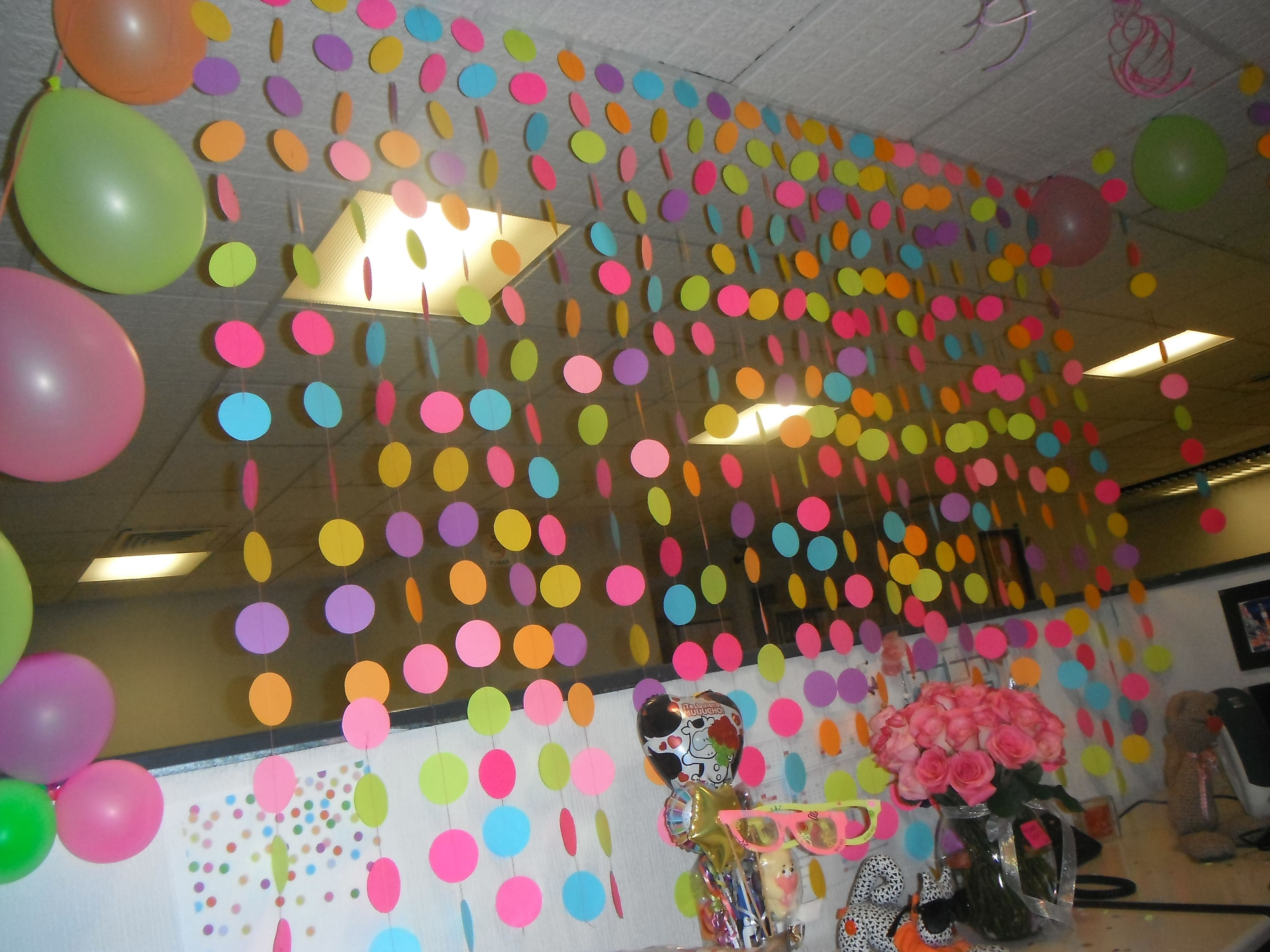 birthday office decorations. resultado de imagen para decoracion cumpleaos ideas parahappy brithdaycubicle makeoveroffice cubicleoffice decorationsbirthday birthday office decorations