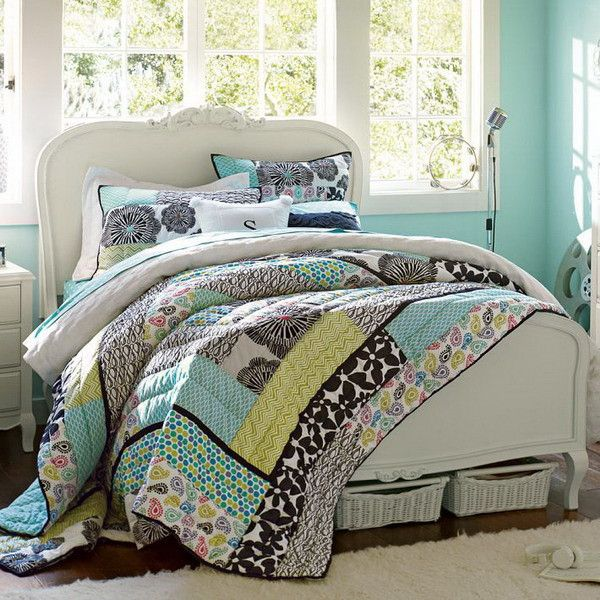 exciting teen girl bedroom green | Teenage Girls Bedroom Ideas within Green Bedroom Color ...