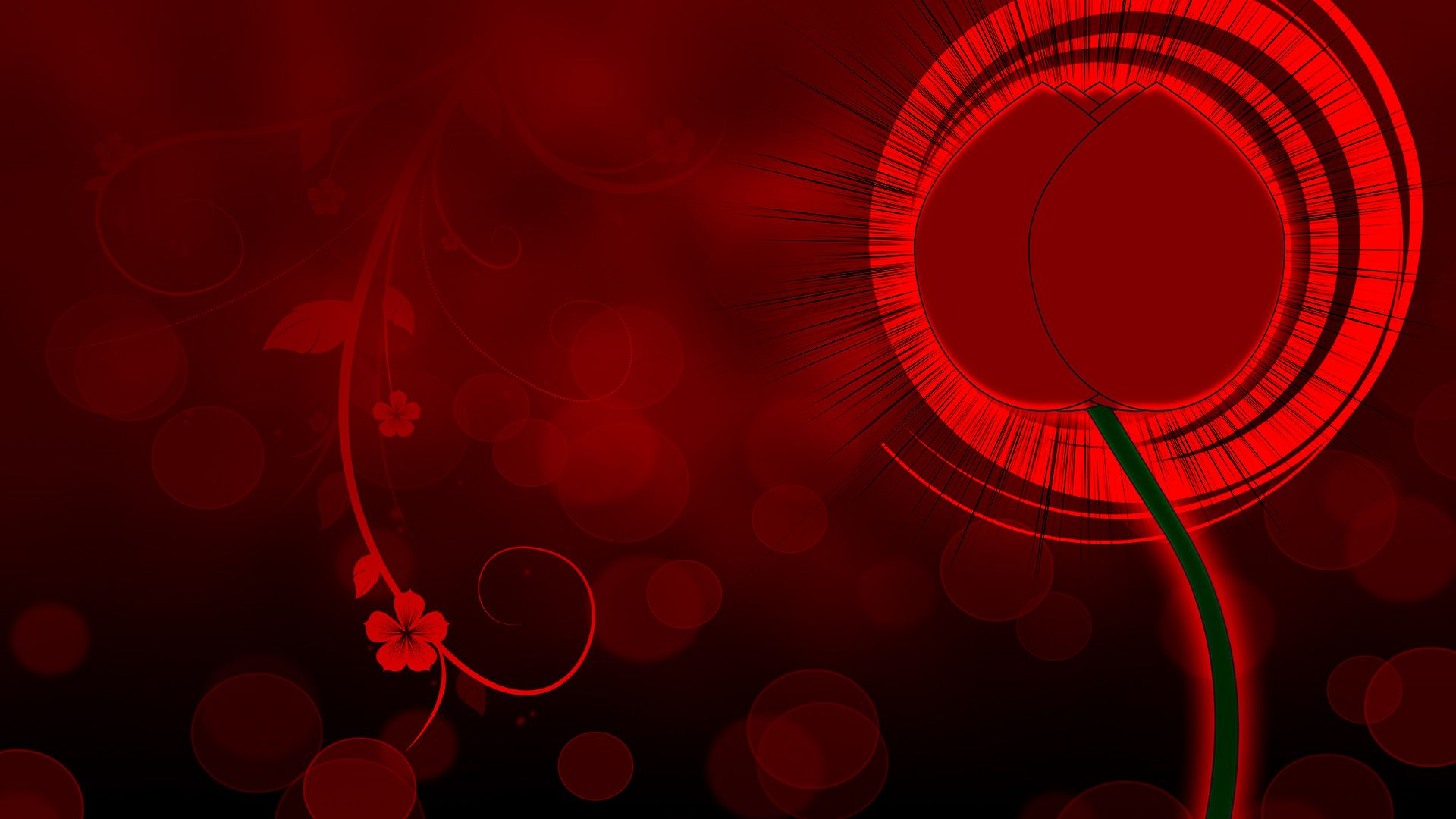 Red Flower wallpapers Red Flower stock photos 1920×1200 Red Flower ...