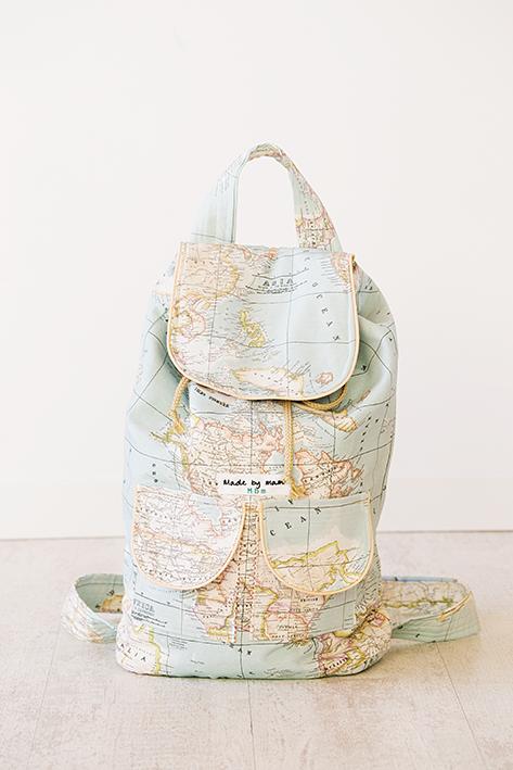 MbM: Ya está aquí!!!Mochila mapa mundi.   globos terraqueos   Mapas ...