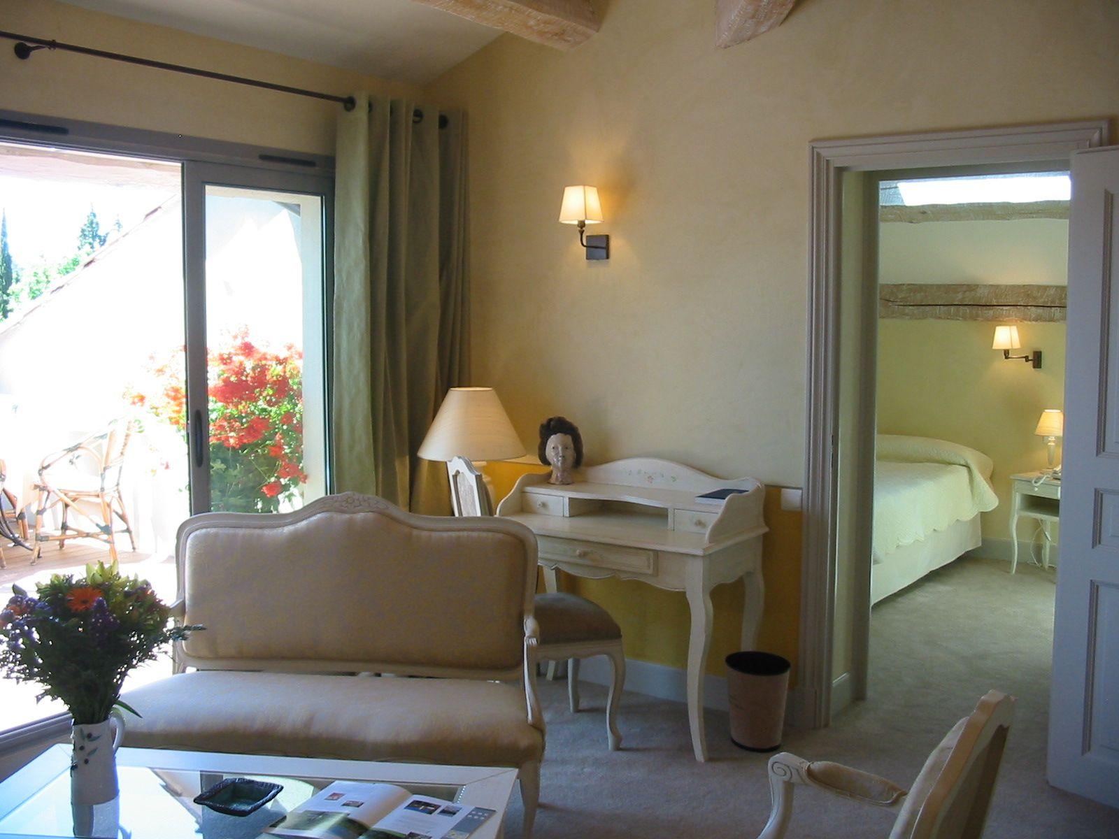 Suite, traditionnelle - Le Salon