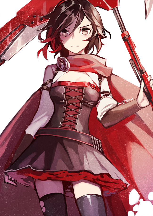The First Of Many Rwby, Rwby characters