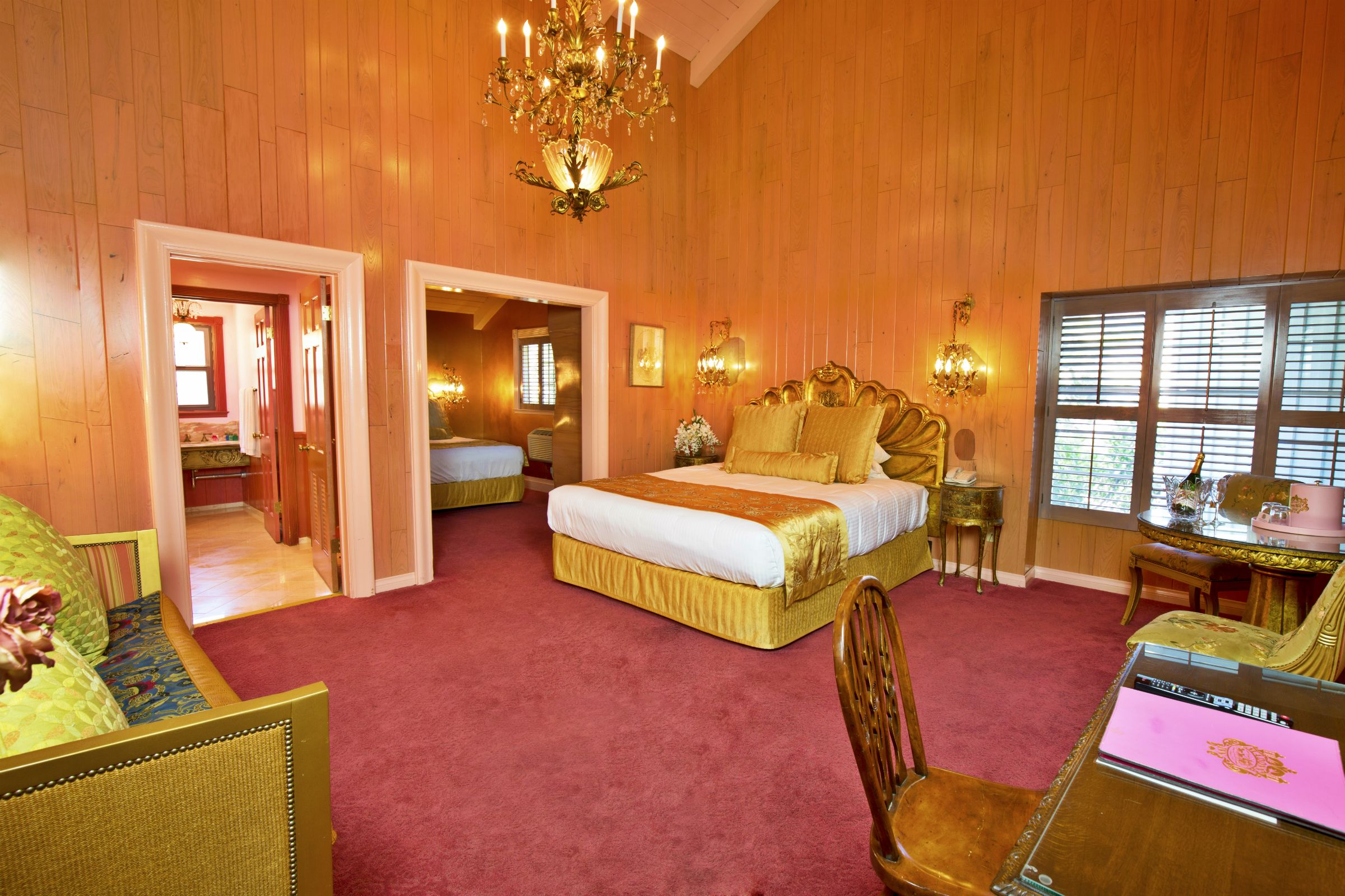 Morning Star Room 215 Unique Hotel Rooms Madonna Inn Rooms Room