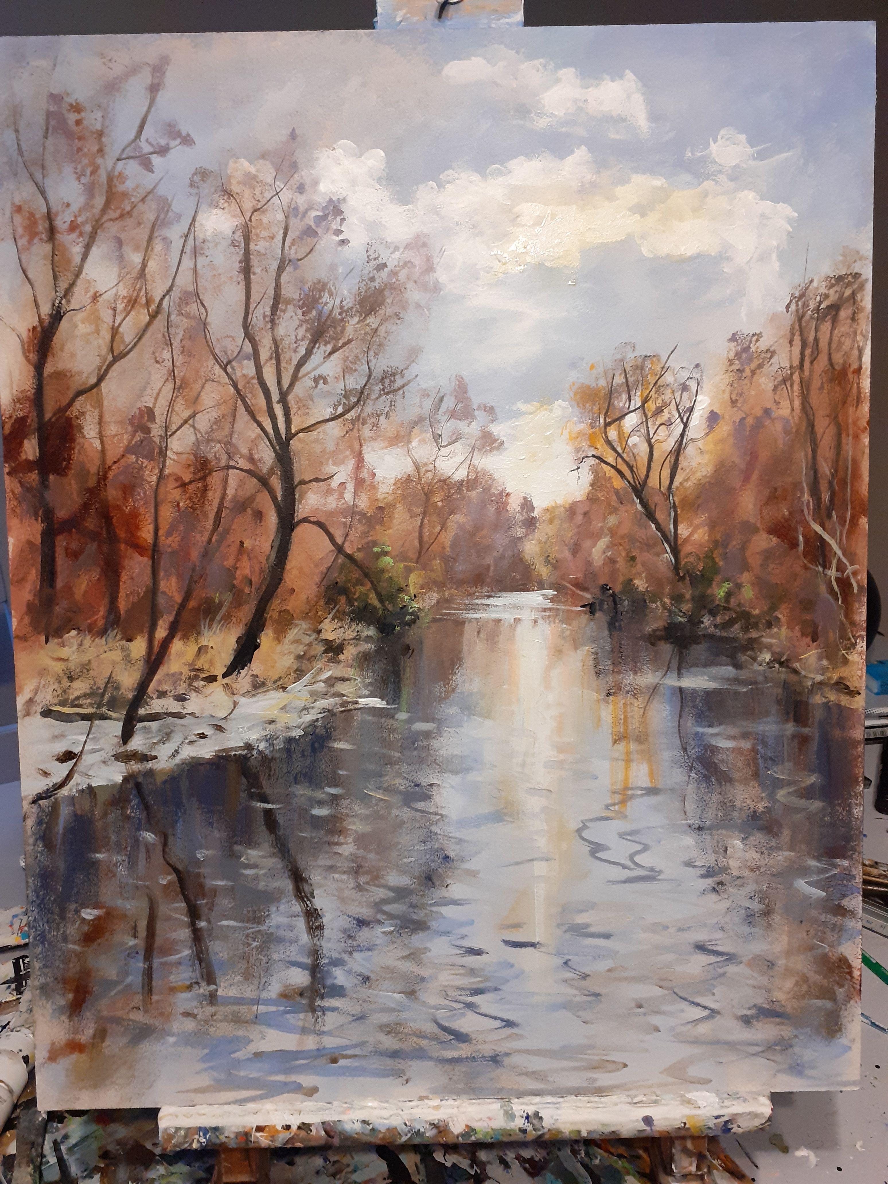 Epingle Sur Peinture Lallemand Yves