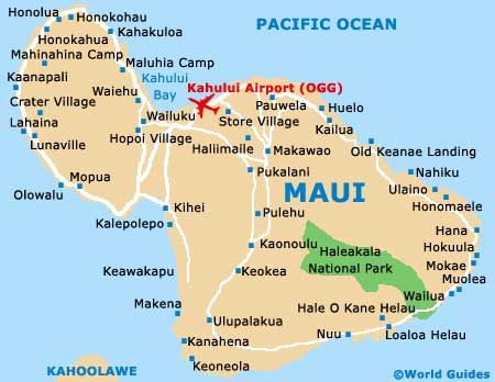 Maui Travel Guide and Tourist Information Maui Hawaii HI USA