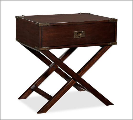 Devon Nightstand Campaign Furniture Furniture Modern