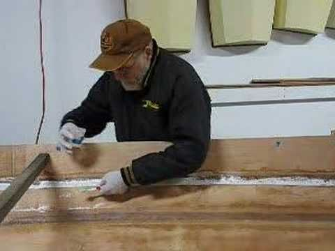 Fiberglass repairs video