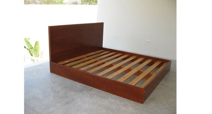 Modern Bed Frames simple bed design - google search | diy furniture | pinterest