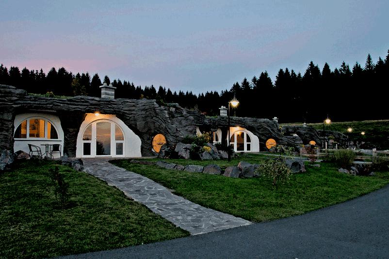 Hobbithotel Hobbithaus, Urlaubsorte, Urlaub