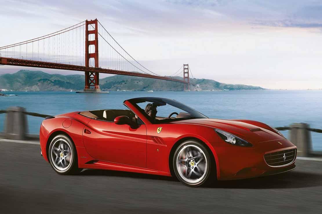 Ferrari California V8 2012 With Images Ferrari California New