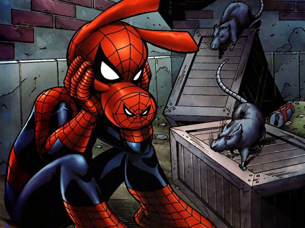 Peter Porker The Spectacular Spiderham Spiderman