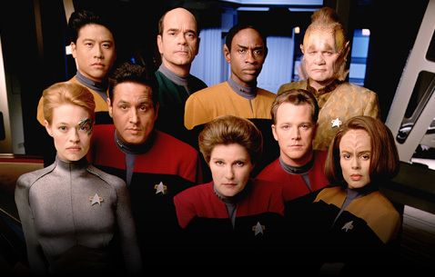 Oh Voyager, How I love Thee.