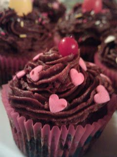 cupcake aux fruits frais a la francaise - Recherche Google