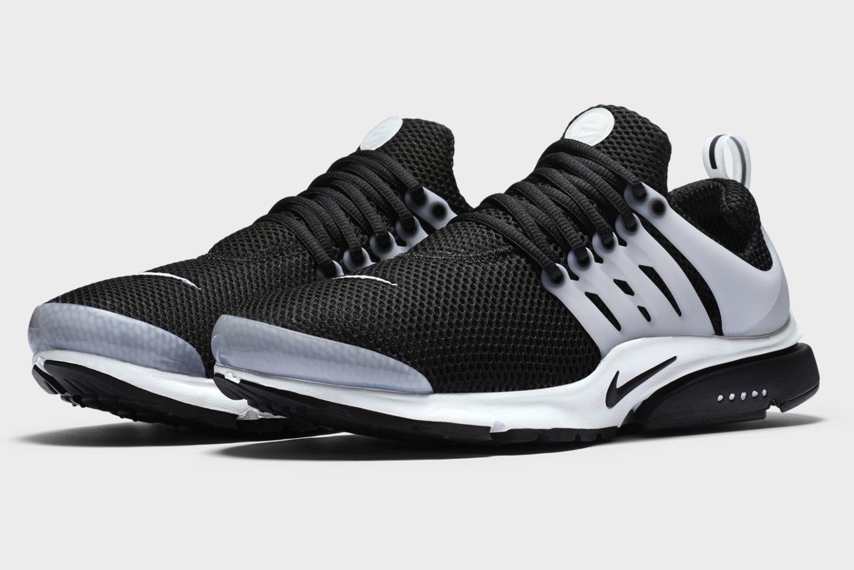 06ffa69aa061 Nike Air Presto 全新「Black Neutral Grey」配色上架