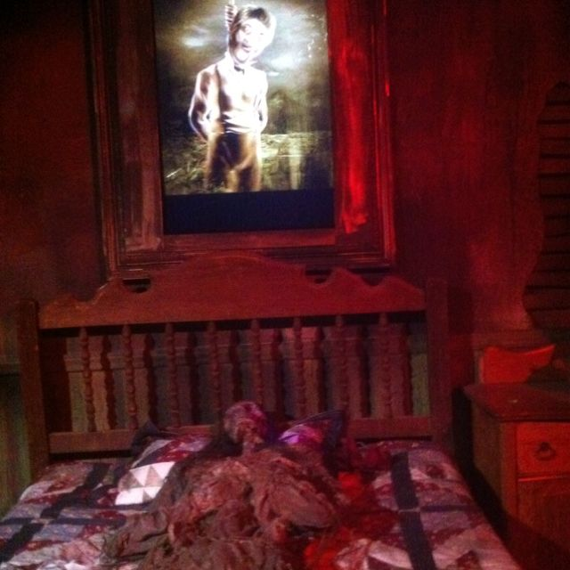 The Tombstone Haunted House At Wilderness Resort In Wisconsin Dells
