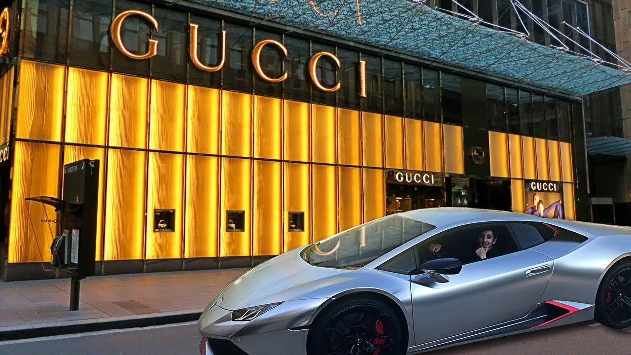 Best Of Faze Rug Gucci Lamborghini In 2020 Gucci Store Lamborghini Car Shop