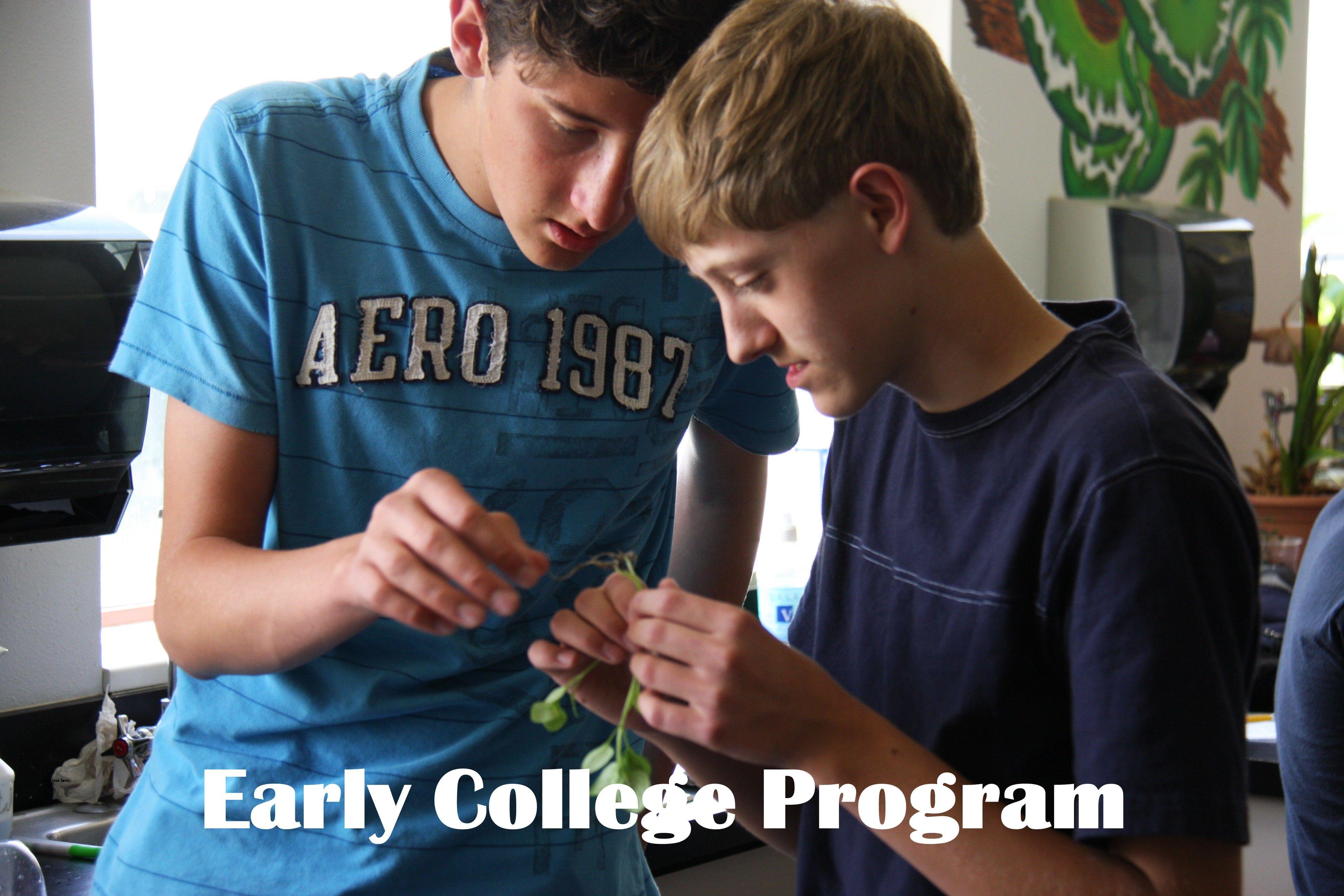 Idaho State Early College Program Info