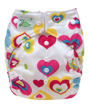 Loving this Cupid Elite Snap Reusable Diaper on #zulily! #zulilyfinds