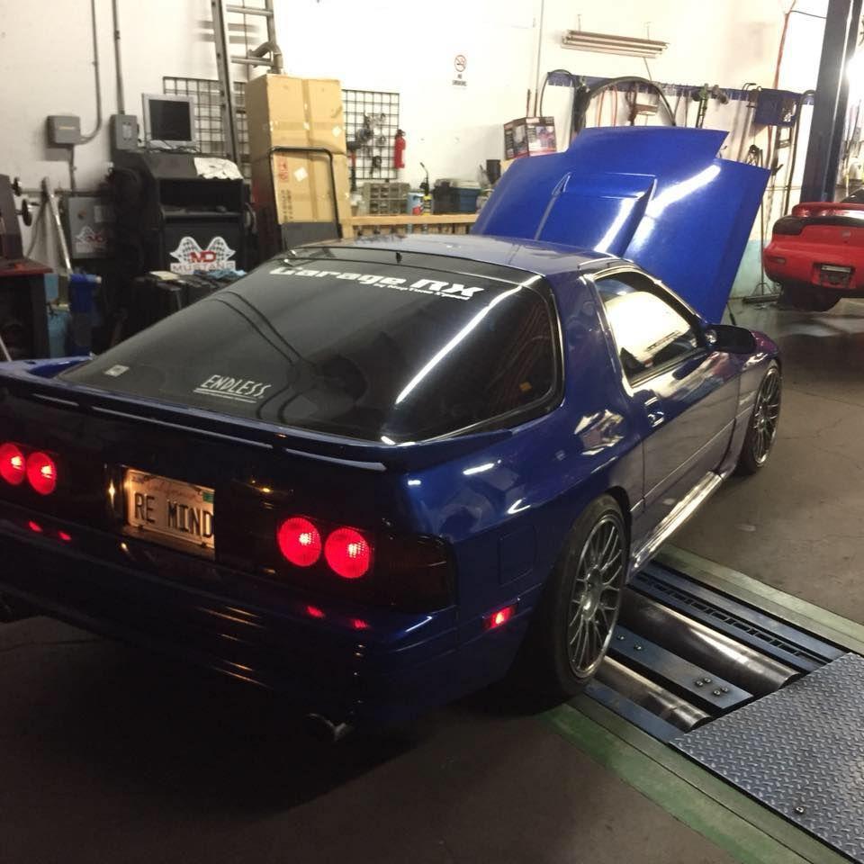 Neptune Speed - Auto repair shop in Huntington Beach