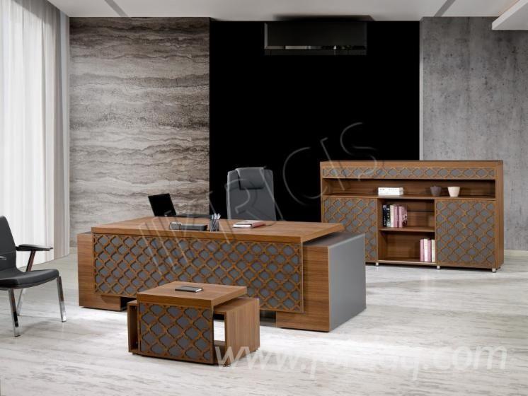 Vend Ensemble De Meubles Pour Bureau Design Office Table Design Office Furniture Design Luxury Office Furniture