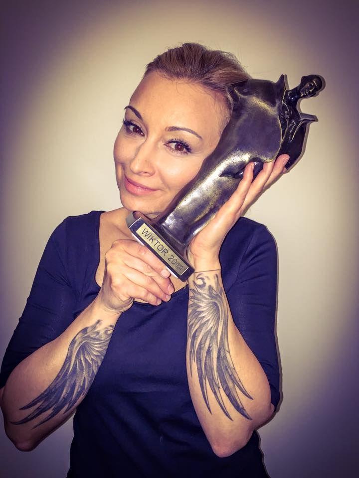 Martyna Wojciechowska Polandpolska Damskie Tatuaże