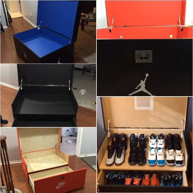 Showcase.kicks Collage Sneaker Storage Boxes