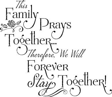 family togetherness christian quotes quotesgram christian