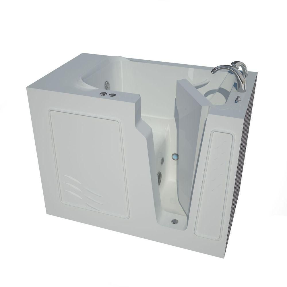 Universal Tubs Hd Series 52 In Right Drain Quick Fill Walk In