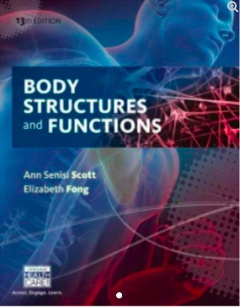 Body+Structures+and+Functions+13th+Edition+PDF+EBOOK Ebooks for