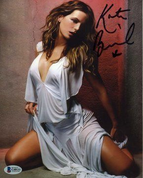 Kate Beckinsale Hot Sexy Signed 8x10 Photo Certified Authentic Beckett BAS COA