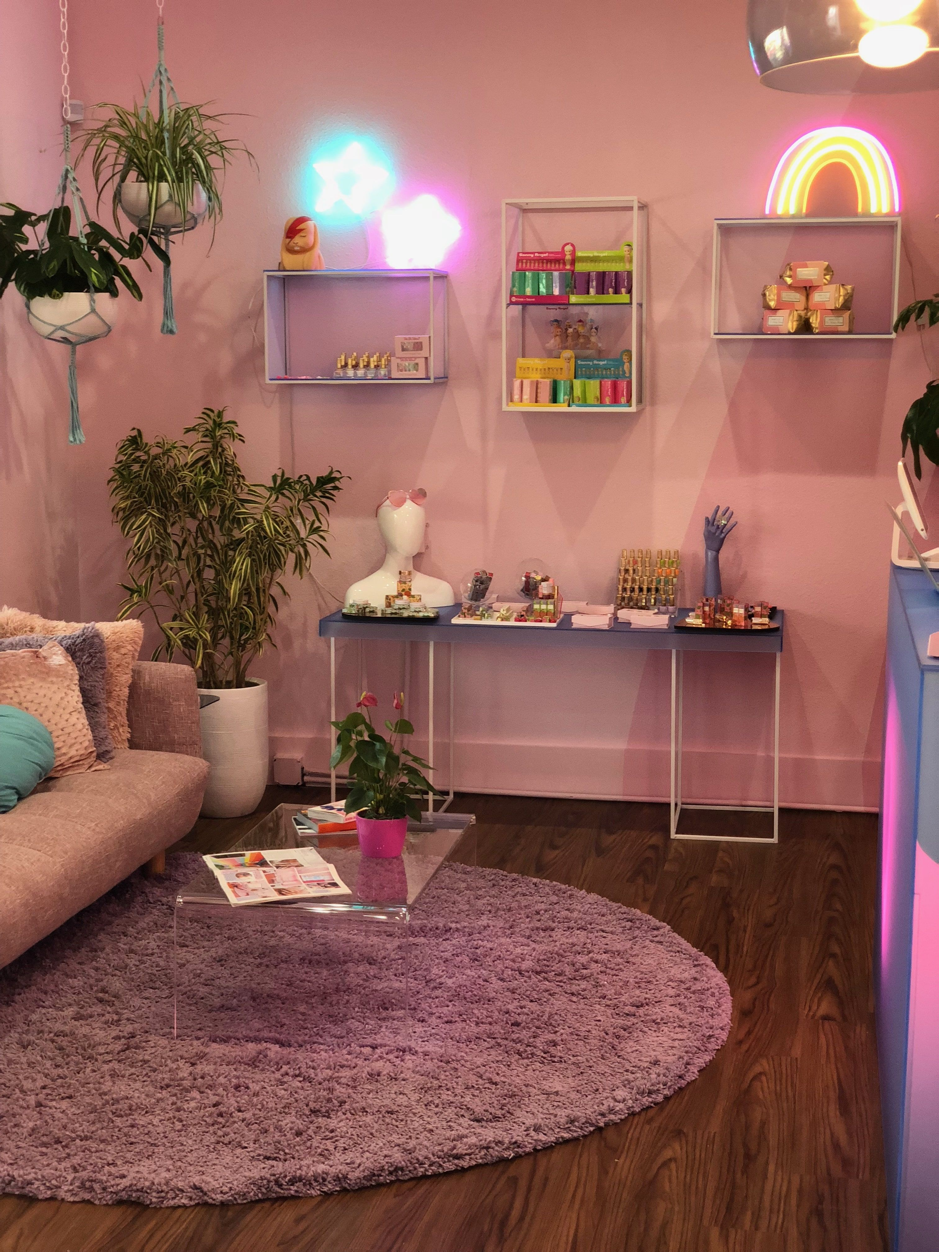 Austin Favorite Cute Nail Studio Nail Room Nail Salon Design Home Nail Salon