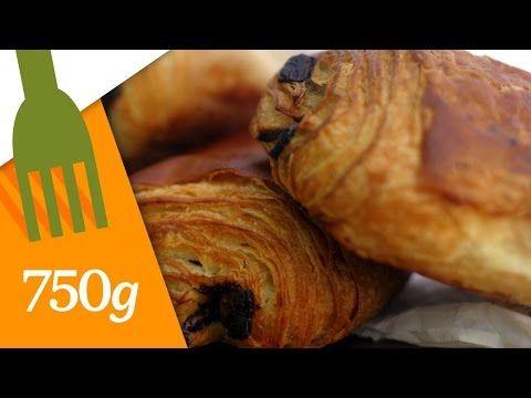 Recette Des Pains Au Chocolat Ou Chocolatine 750 Grammes Youtube