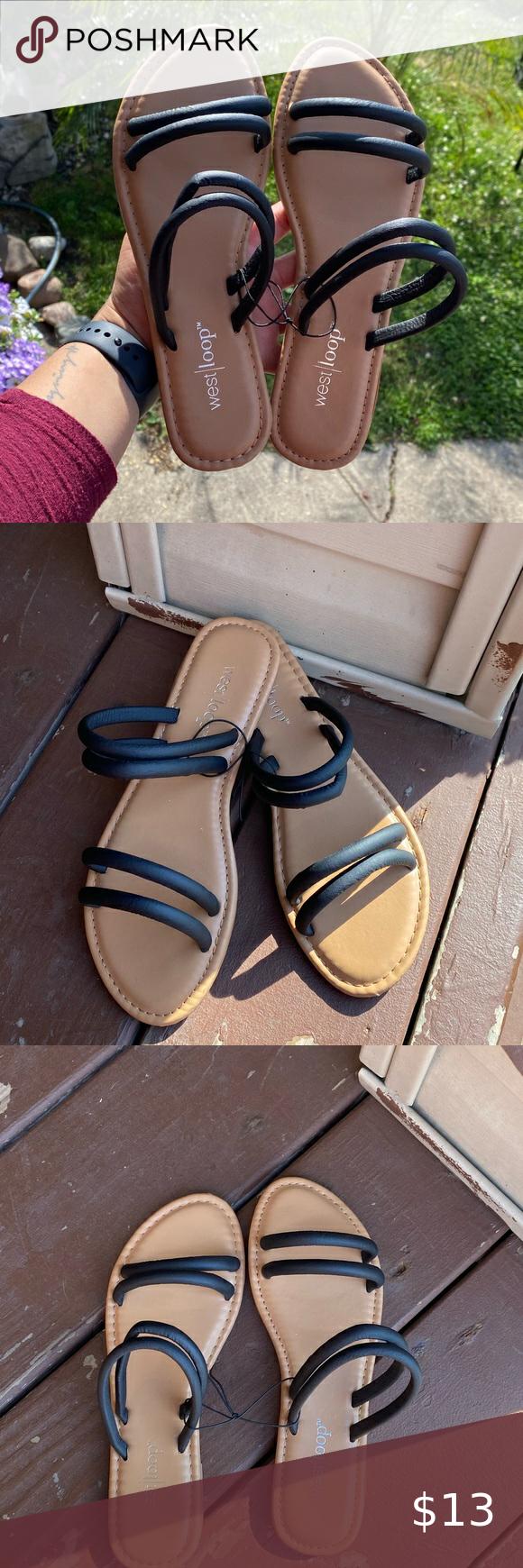 WestLoop Sandals New west loop Shoes Sandals