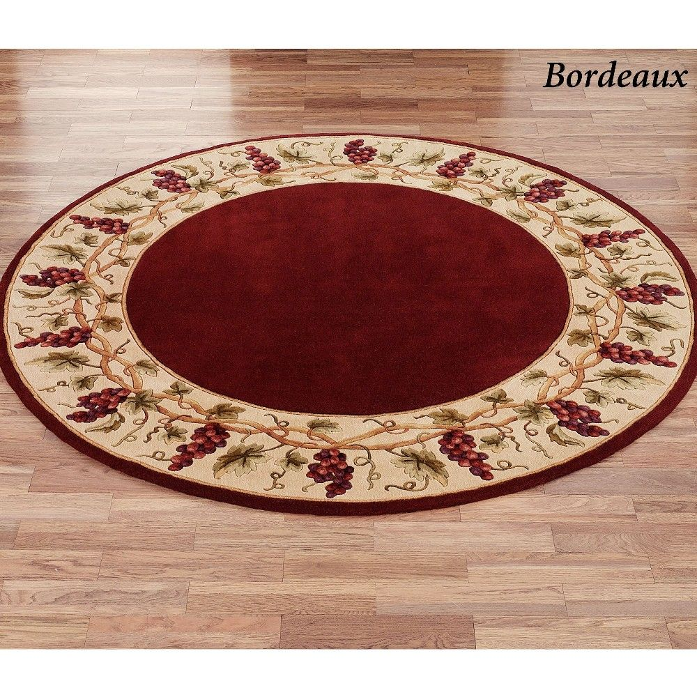 Sherriel S Kitchen Kitchen Area Rugs Area Rugs Round Area Rugs